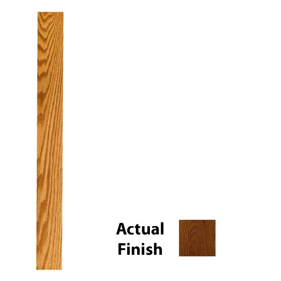 KraftMaid 3-in x 88.5-in Cognac Cabinet Fill Strip