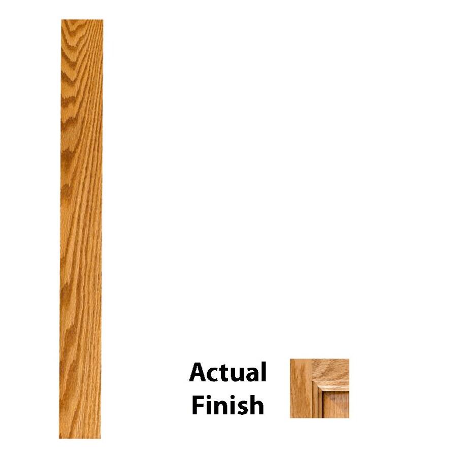 KraftMaid 3-in x 30-in Nutmeg Glaze Cabinet Fill Strip