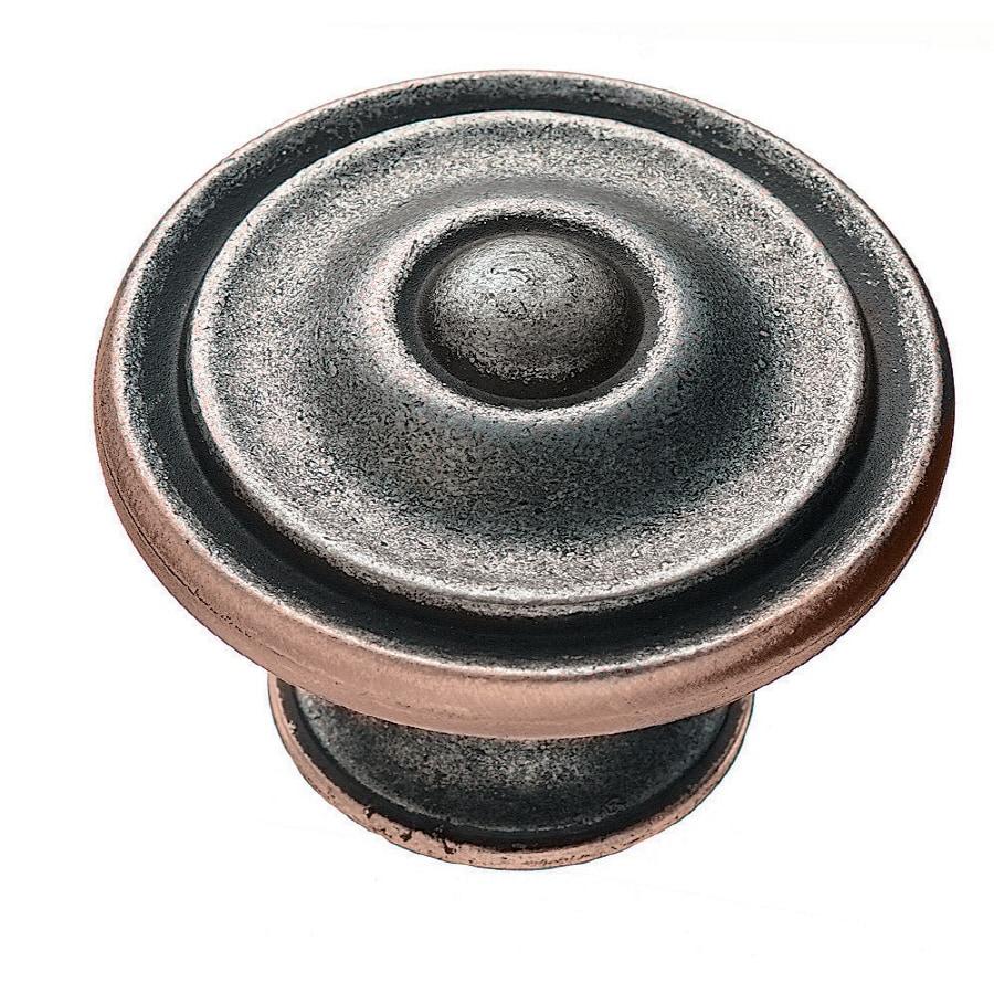 KraftMaid Copper Round Cabinet Knob