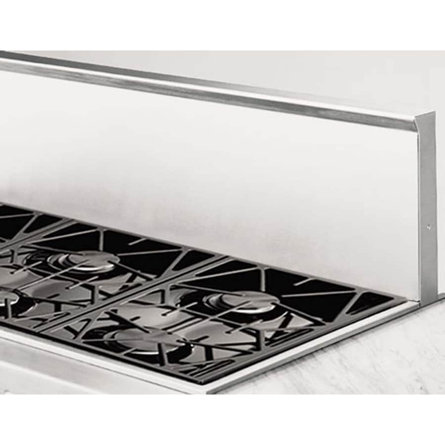 Lowes cooktops 36 inch - Jenn Air 36 Inch Cooktop Backsplash Color Stainless