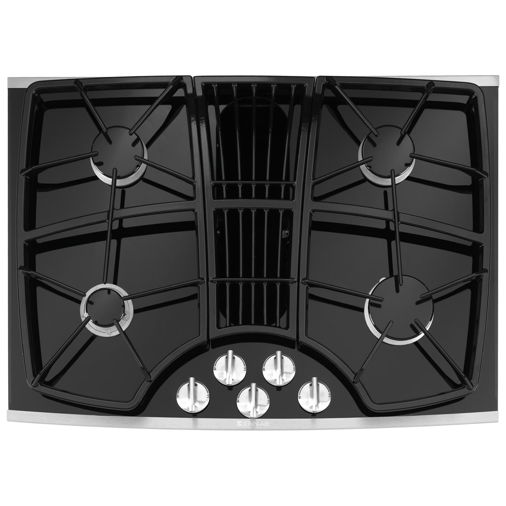 Jenn Air® 30 Inch Downdraft Gas Cooktop (Color: Stainless)
