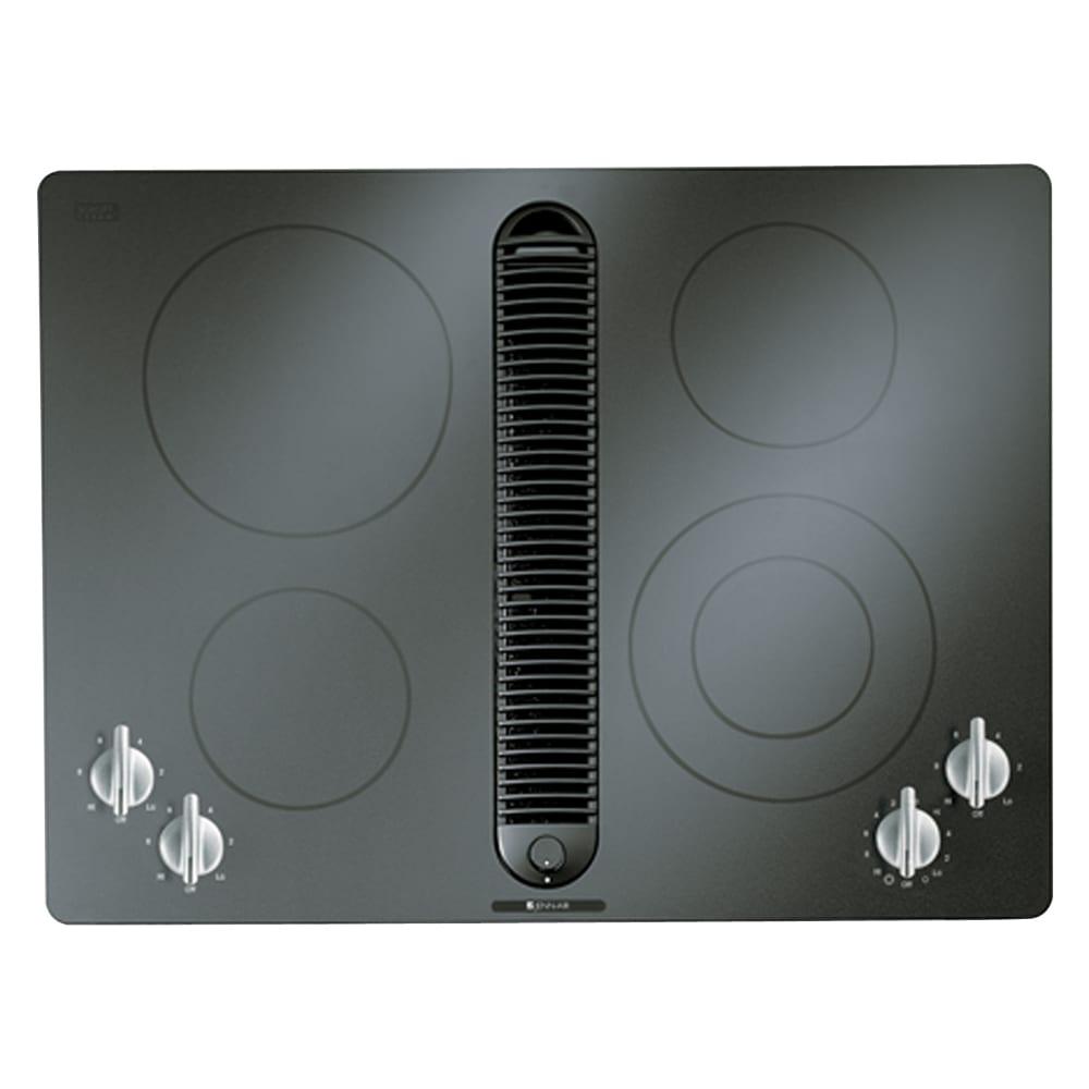 30 Inch Downdraft Electric Cooktop ~ Shop jenn air inch downdraft electric cooktop color