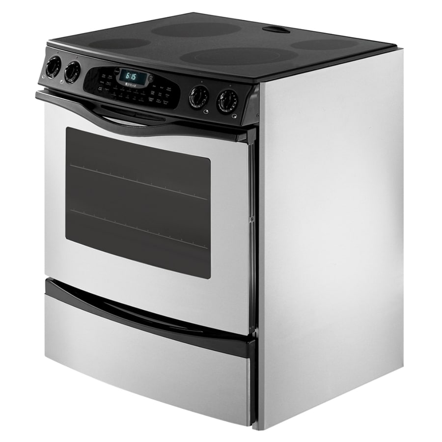 Stainless Steel Kitchen Stove shop maytag universal gas and electric range side panel (stainless