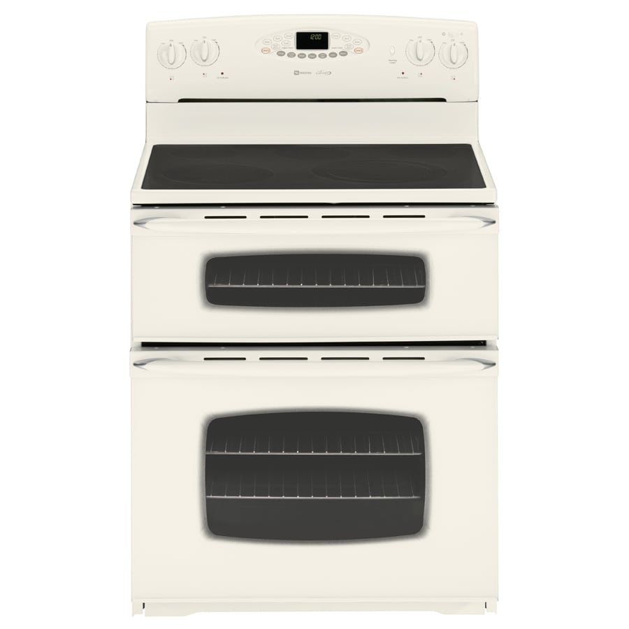 Shop Maytag 174 30 Inch Freestanding Double Oven Electric