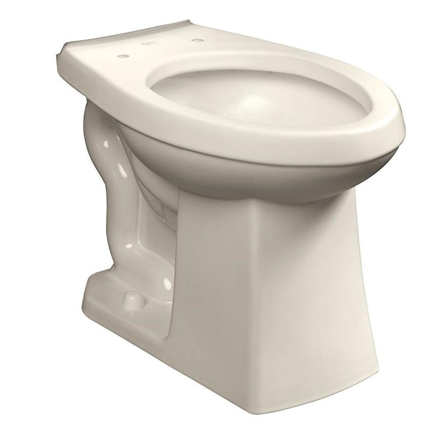 Danze Cobalt Chair Height Biscuit 12-in Rough-In Elongated Toilet Bowl