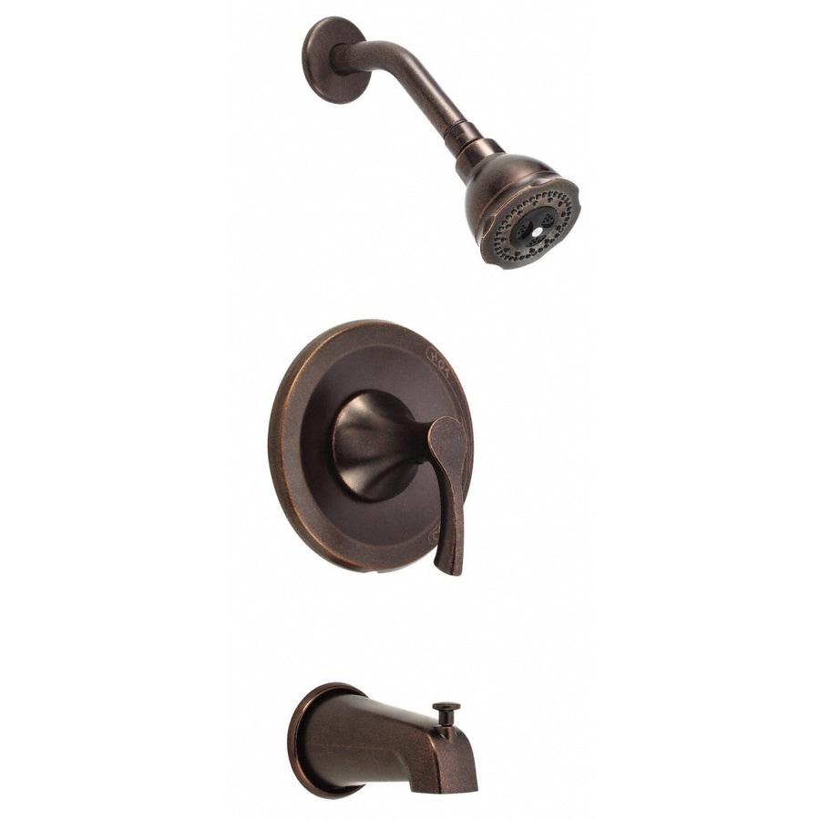 Danze Tumbled Bronze Shower Handle