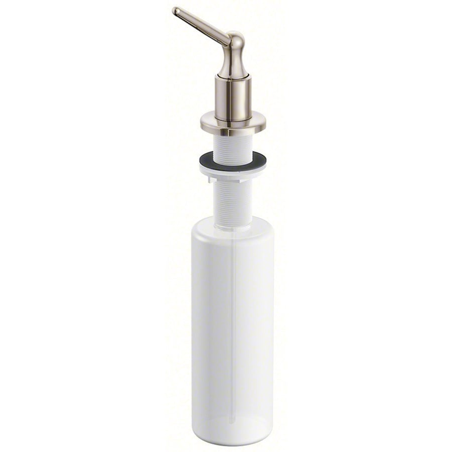 Danze Brushed Nickel Soap and Lotion Dispenser