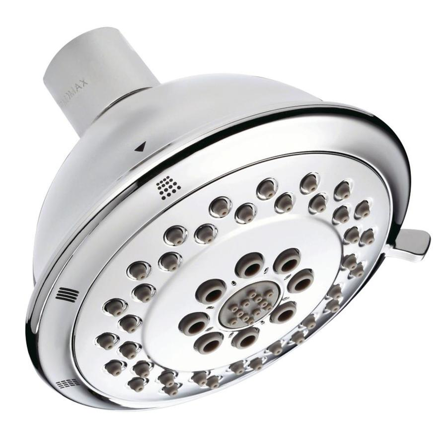 Danze Shower 4-in 1.75-GPM (6.6-LPM) Chrome 3-Spray WaterSense Showerhead