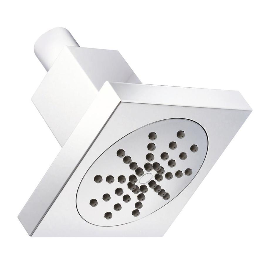 Danze 4-in 2.5-GPM (9.5-LPM) Chrome WaterSense Showerhead