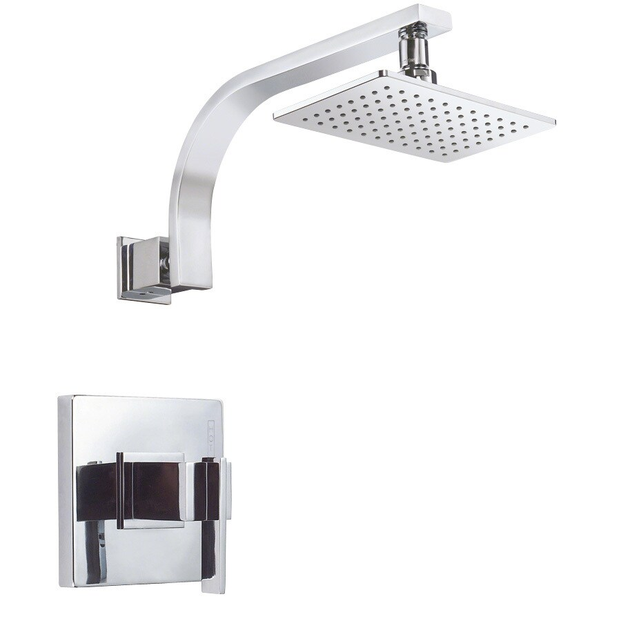 Danze Sirius Chrome 1-Handle Handle(S) Included Shower Faucet with Single Function Showerhead