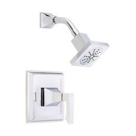 Danze Logan Square Volume Single Function Shower Faucet Trim with Lever Handle