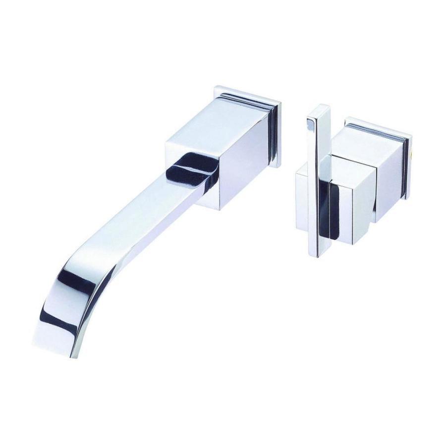 Danze Sirius Chrome 1-Handle Widespread Bathroom Faucet (Drain Included)