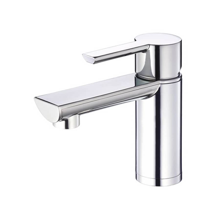 Shop Danze Adonis Chrome 1-Handle Single Hole WaterSense Bathroom ...