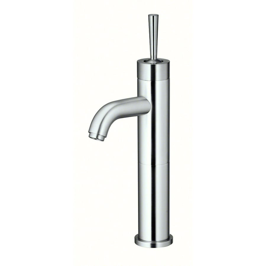 Danze Parma Brushed Nickel 1-Handle Single Hole WaterSense Bathroom Faucet