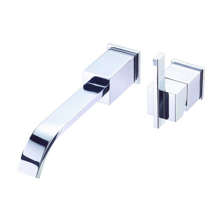 Danze Sirius Chrome 1-Handle 2-Hole Bathroom Faucet (Drain Included)