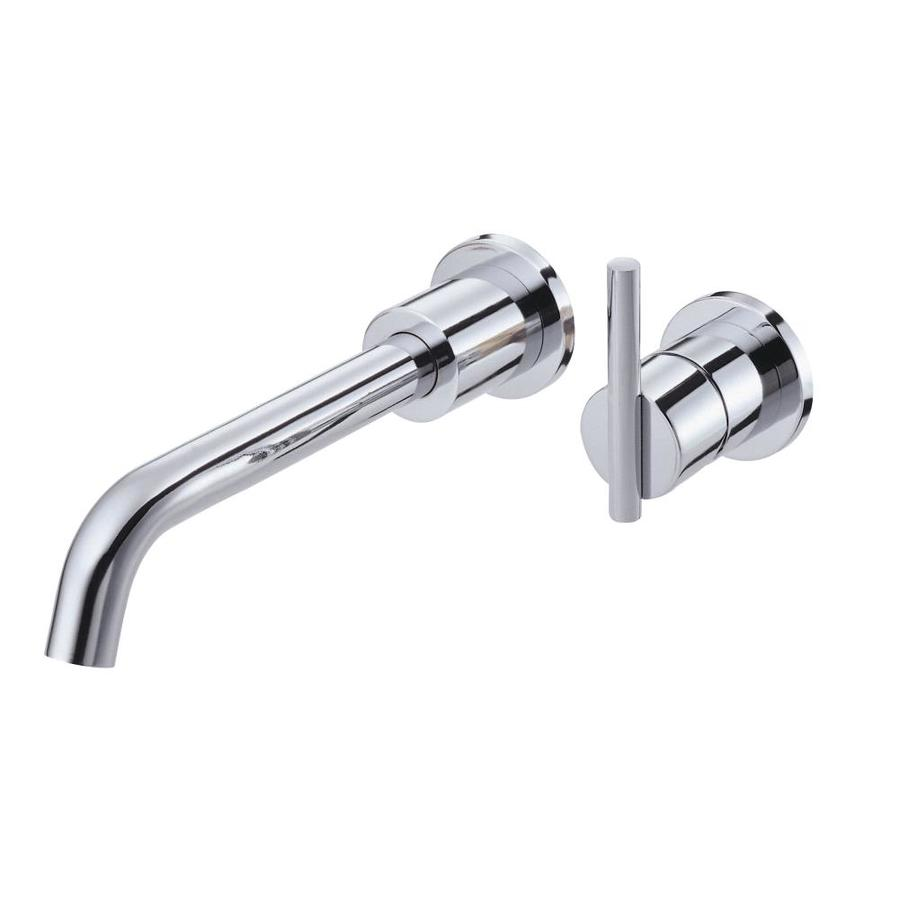 Danze Parma Chrome 1-Handle 2-Hole Bathroom Faucet (Drain Included)
