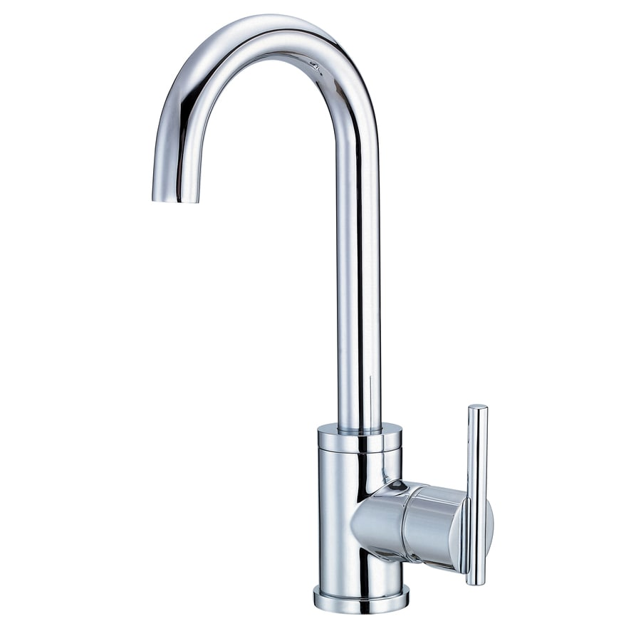 Danze Parma Chrome 1-Handle Bar and Prep Faucet