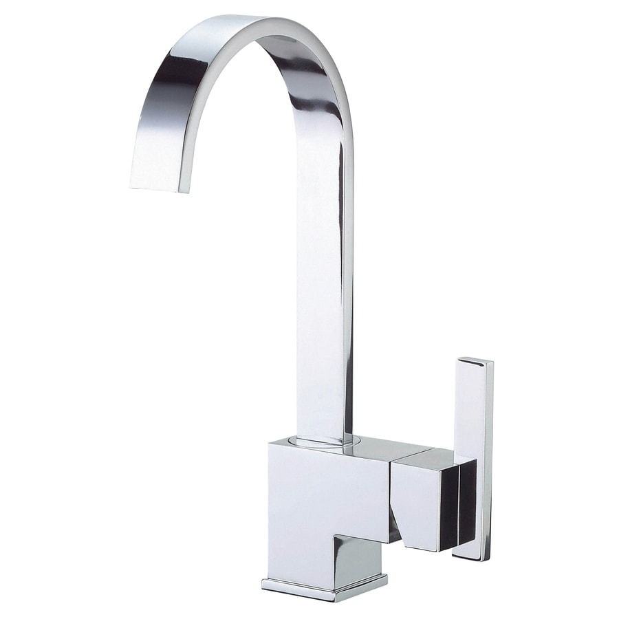 Danze Sirius Chrome 1-Handle Bar and Prep Faucet
