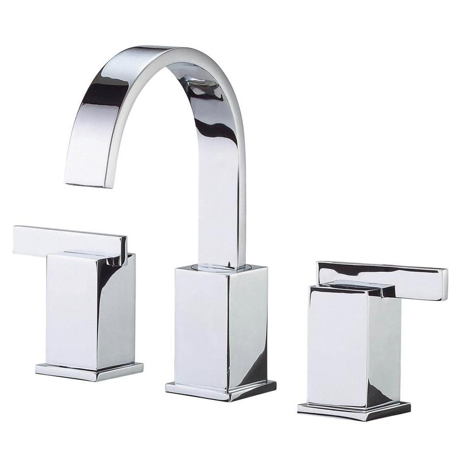 Danze Sirius Chrome 2-Handle Widespread Bathroom Faucet (Drain Included)