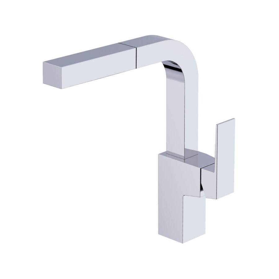 Danze Mid-Town Chrome 1-Handle Pull-Out Kitchen Faucet