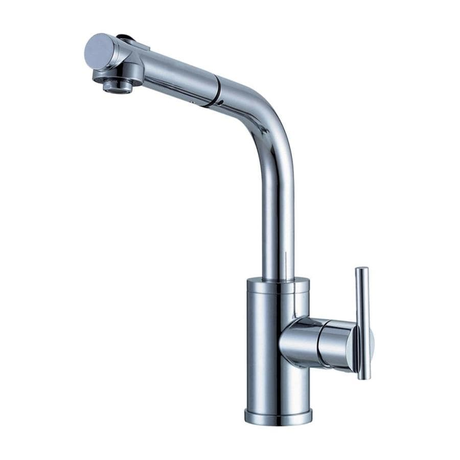 Danze Parma Chrome 1-Handle Pull-Out Kitchen Faucet