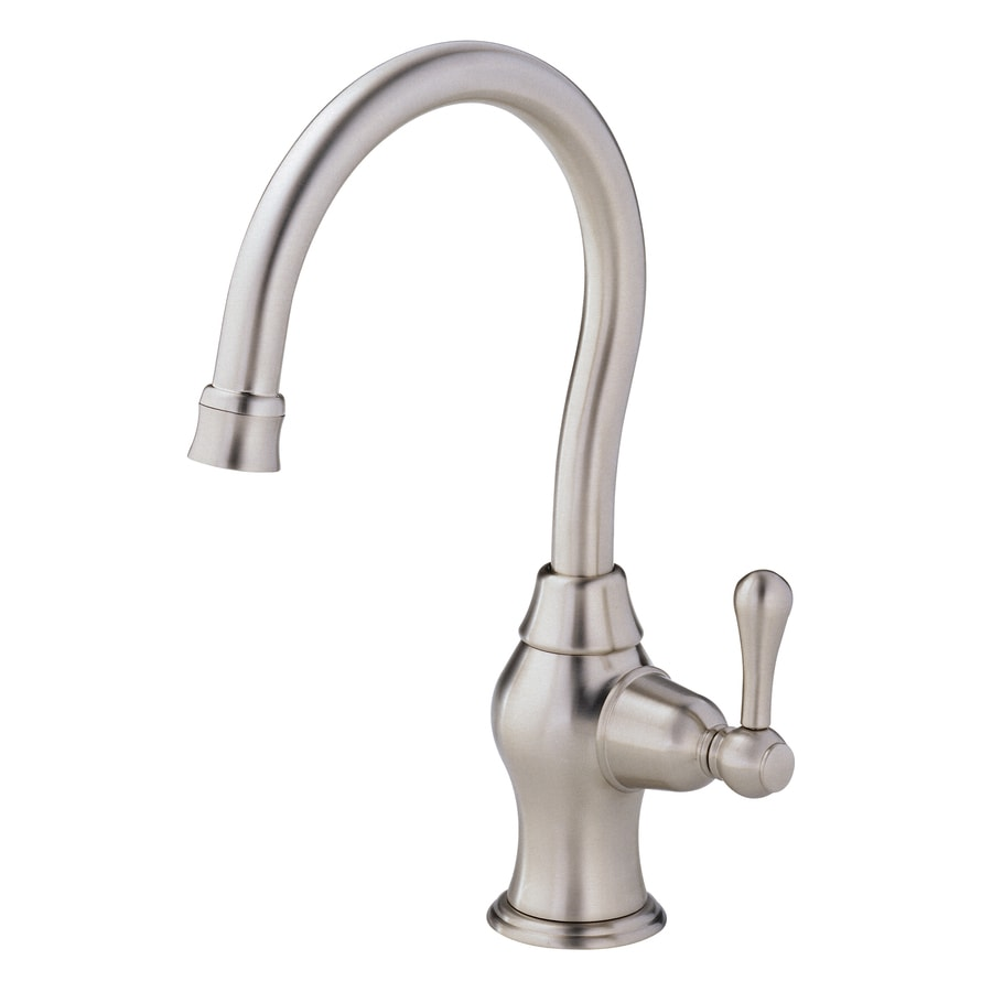 Danze Melrose Stainless Steel 1-Handle Bar and Prep Faucet