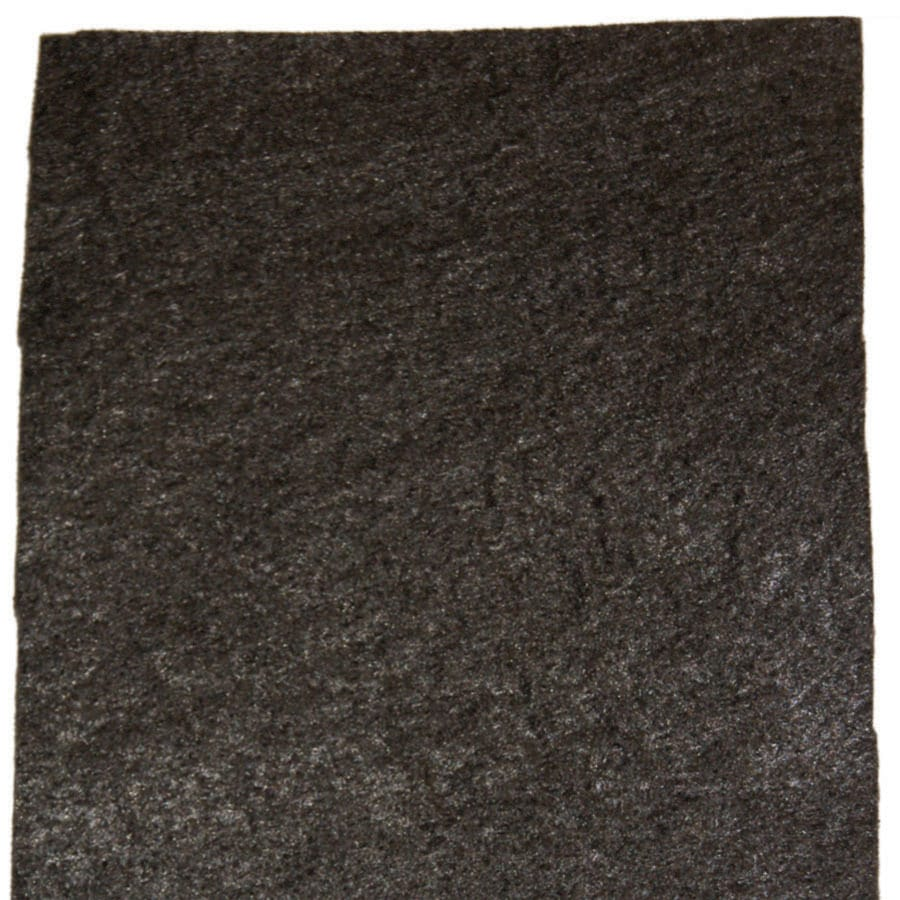 Hanes Geo Components TerraTex 300-ft x 15-ft Black Nonwoven Geotextile