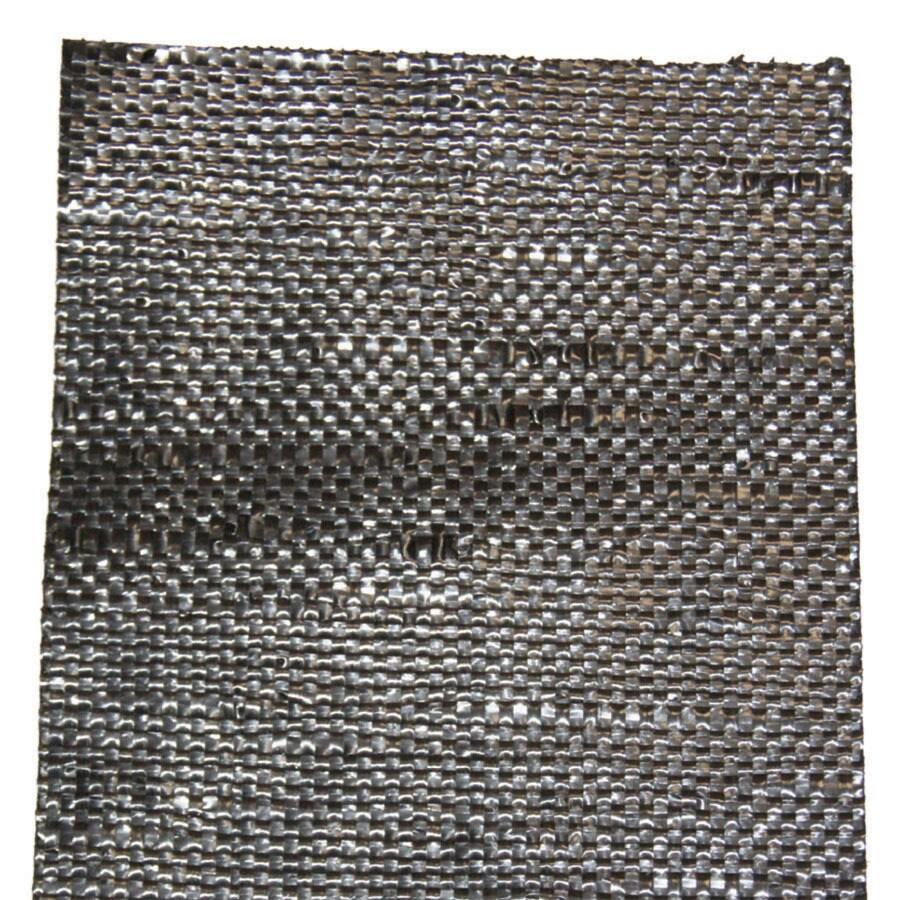 Shop Hanes Geo Components 360-ft x 12.5-ft Black Woven ...