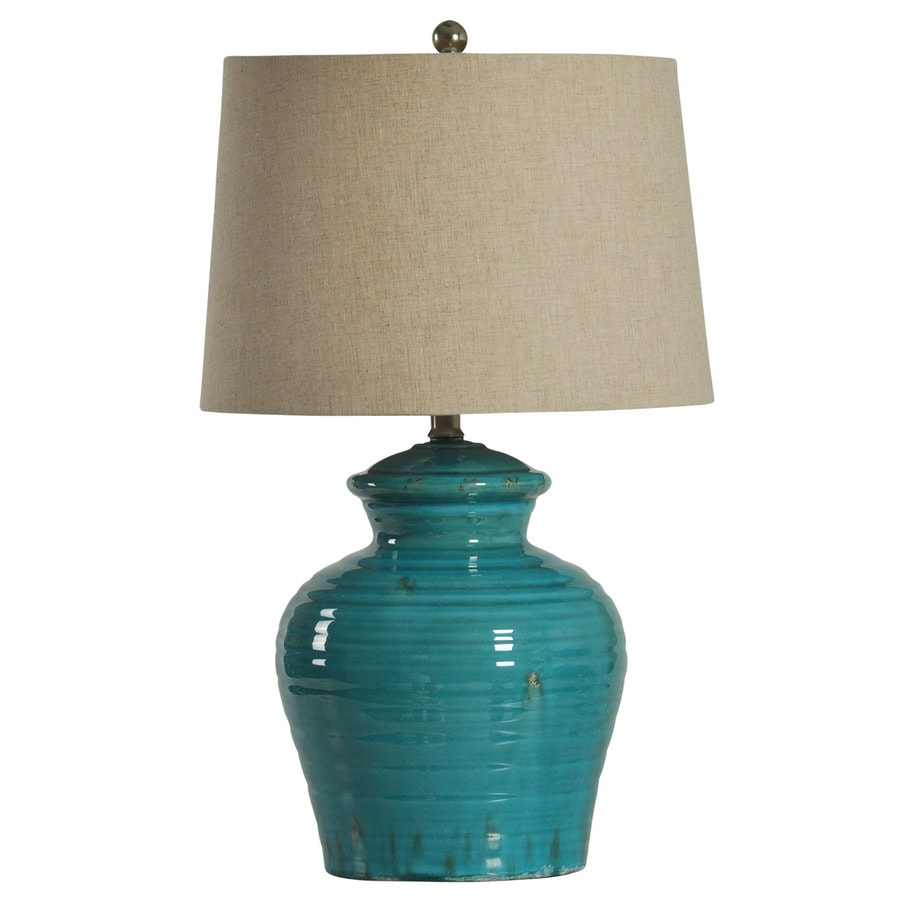 peacock catalog handblown rejuvenation products lamp blenko cylinder turquoise table