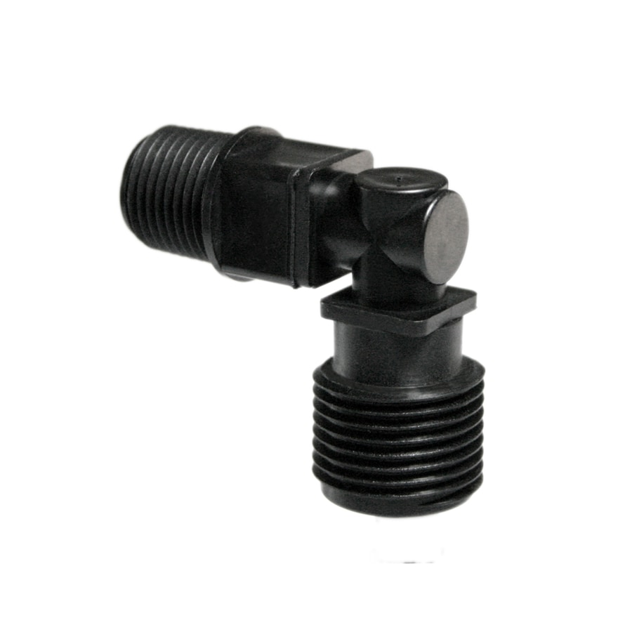 Mister Landscaper 1/2-in Polypropylene Drip Irrigation Male Adapter