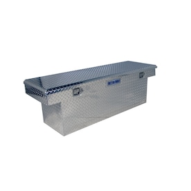Better Built 61 1 2 In X 20 In X 13 In Aluminum Aluminum Mid Size Truck Tool Box In The Truck Tool Boxes Department At Lowes Com