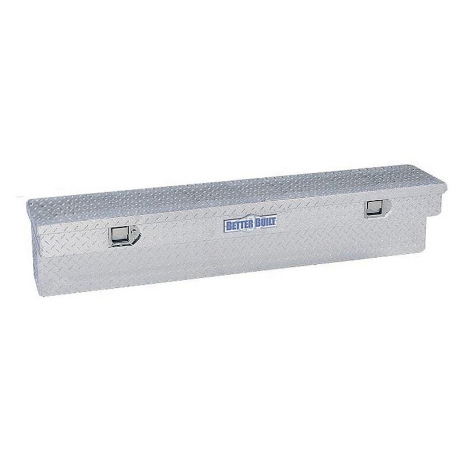 Better Built Fullsize Silver Aluminum Truck Tool Box