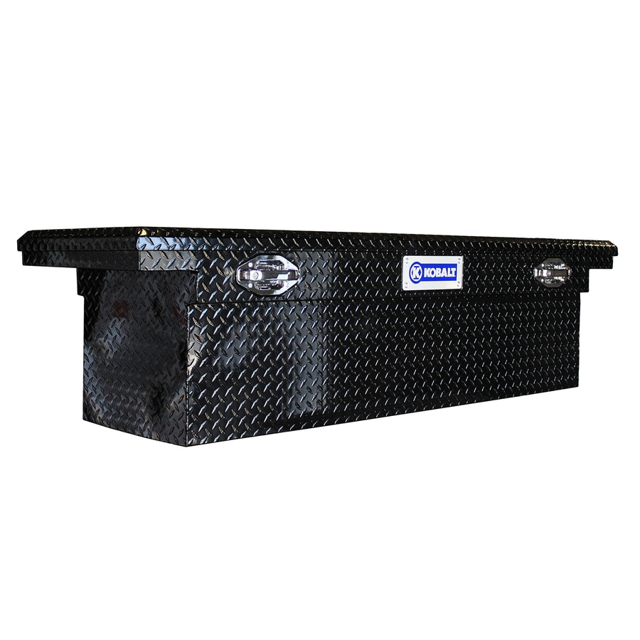Shop automotive at lowes kobalt 69 in x 19 in x 18 in black powder coat aluminum greentooth Images