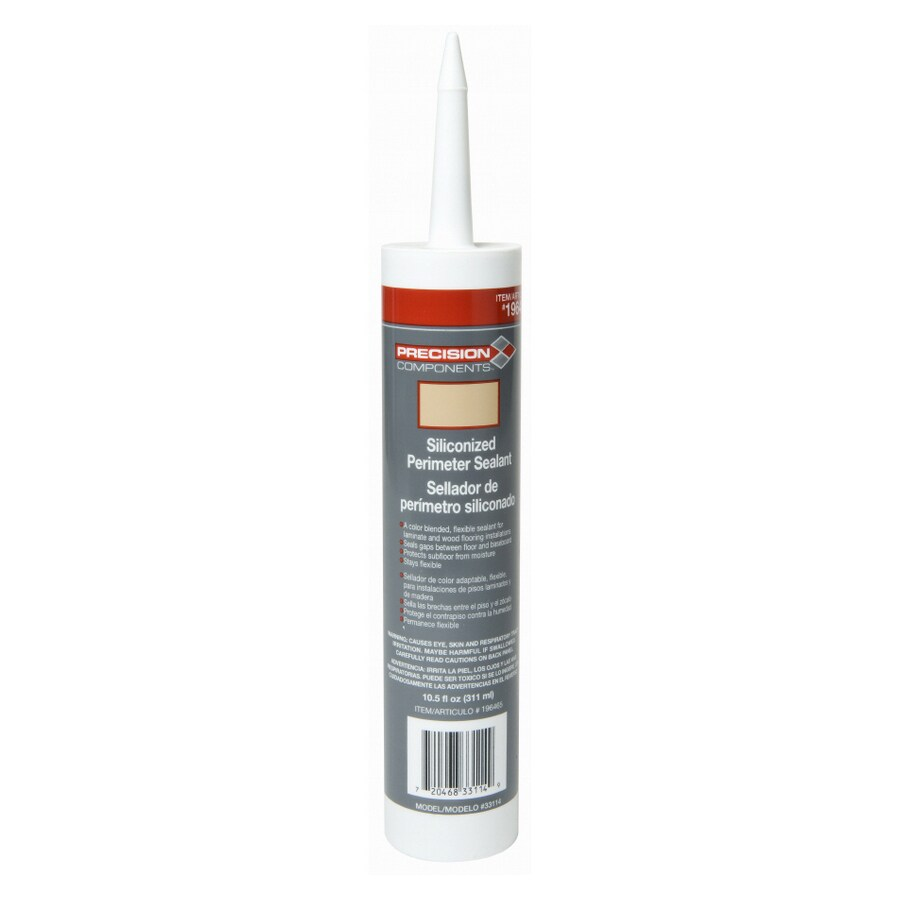 Precision Components 10-1/2 oz Laminate and Wood Flooring Perimeter Sealant
