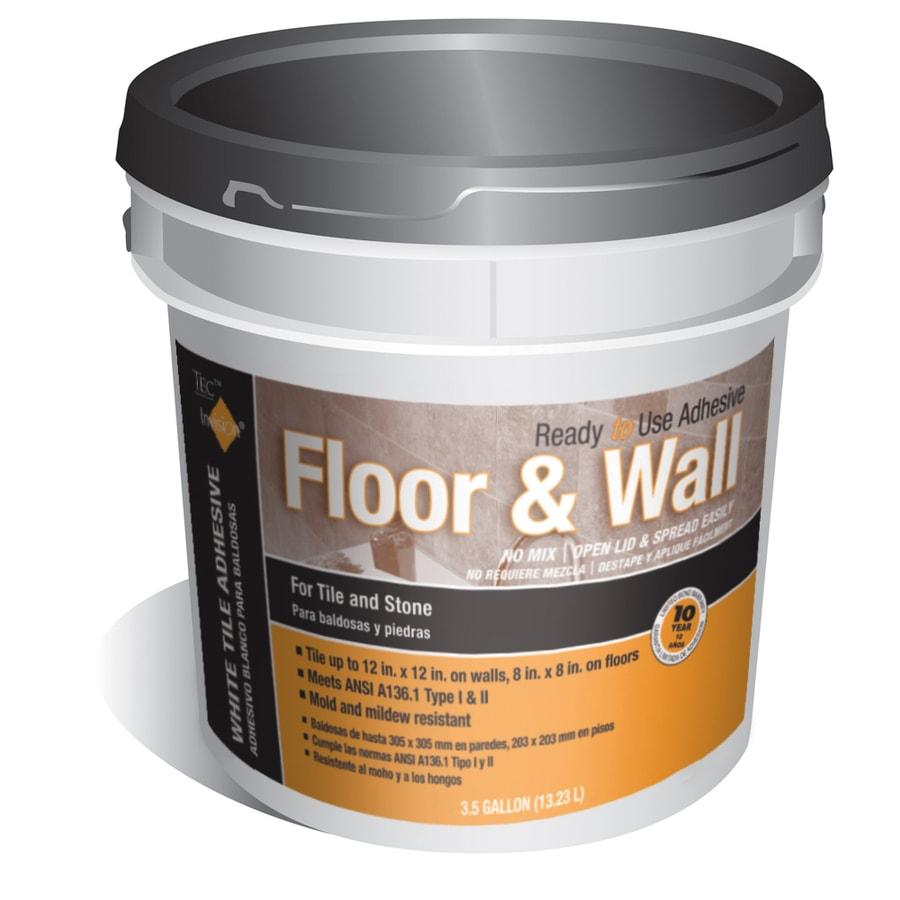 Shop tec 35 gallon trowel tile adhesive at lowes tec 35 gallon trowel tile adhesive dailygadgetfo Choice Image