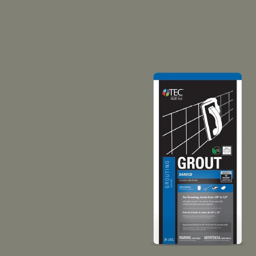 TEC Skill Set Silver Gray Sanded Premixed Grout