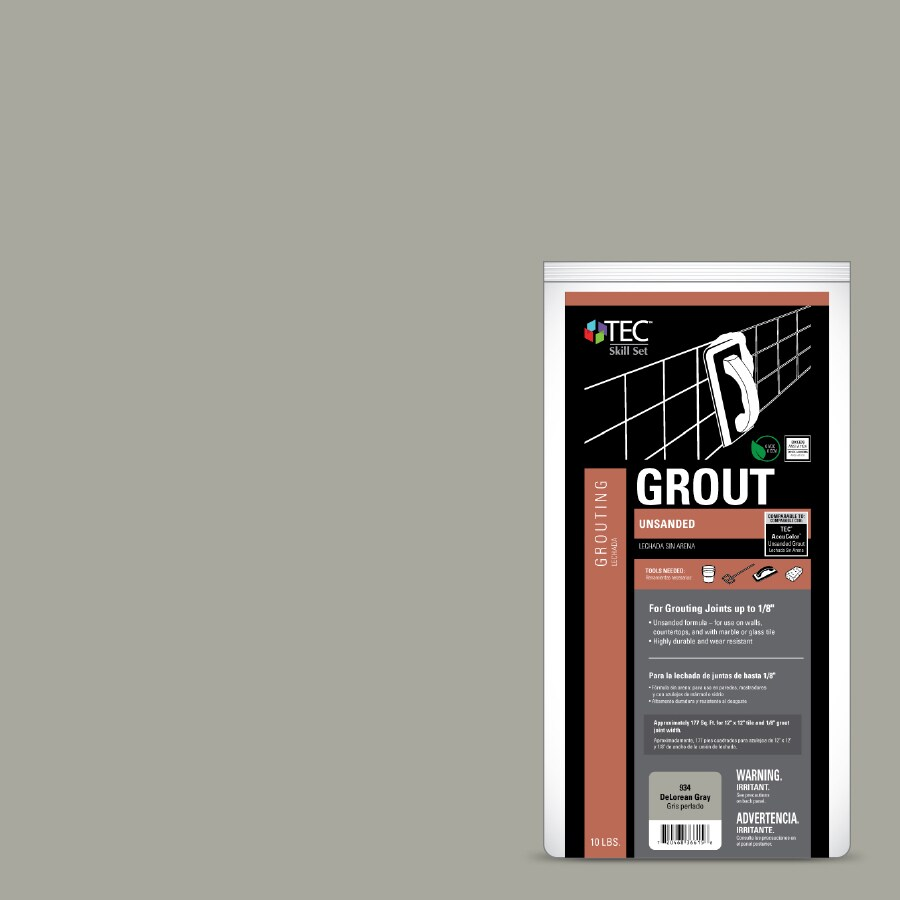 Shop grout at lowes tec skill set 10 lb powder grout nvjuhfo Image collections