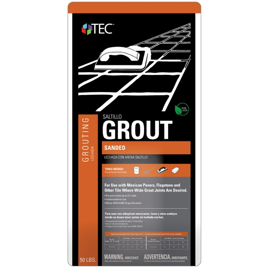 TEC Skill Set 50-lb Gray Sanded Powder Grout
