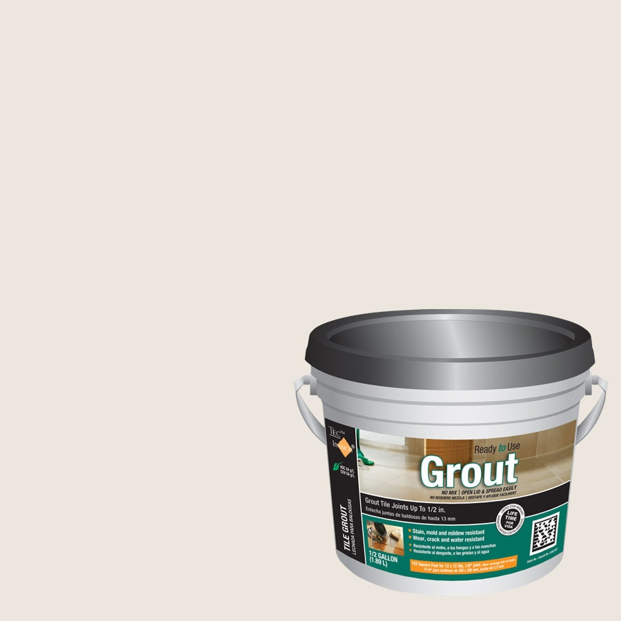 TEC 6.5-lb Pearl Sanded Premixed Grout