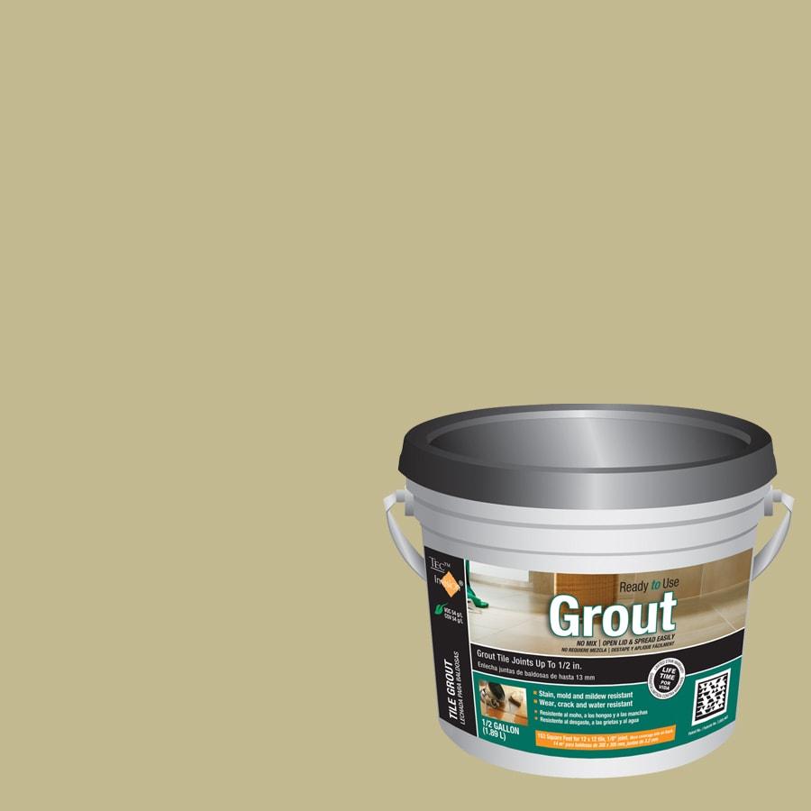 TEC 6.5-lb Linen Sanded Premixed Grout
