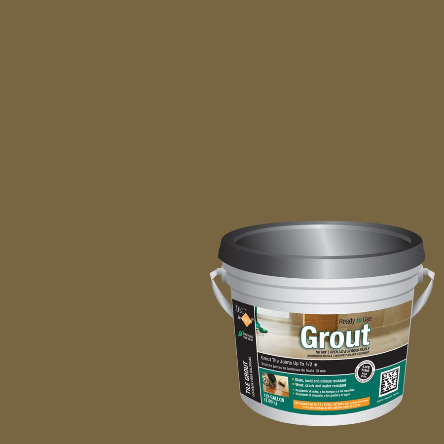 TEC Invision 6.5 lbs. Terrain Unsanded Premixed Grout