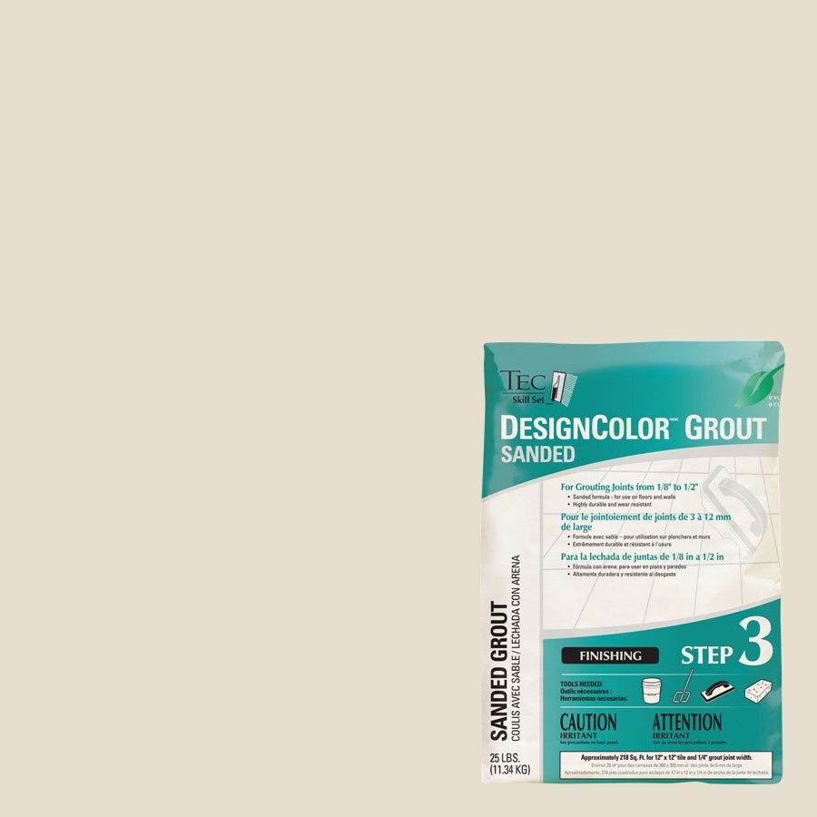 TEC Birch Sanded Powder Grout