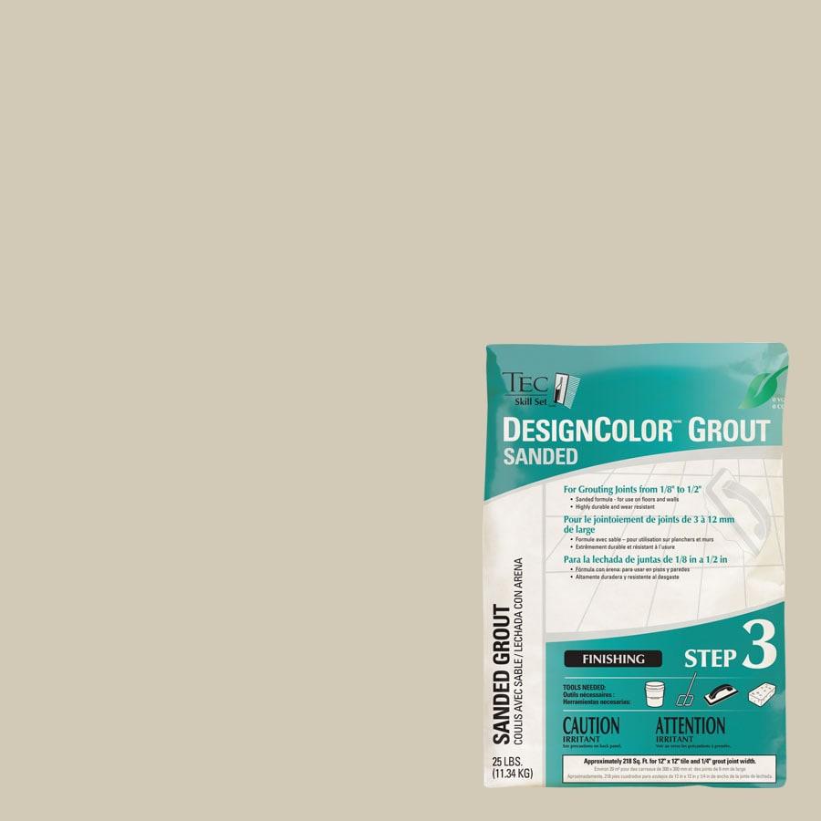 TEC Skill Set Parchment Sanded Powder Grout