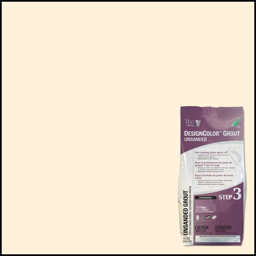 TEC Skill Set 10-lb Ivory Powder Grout