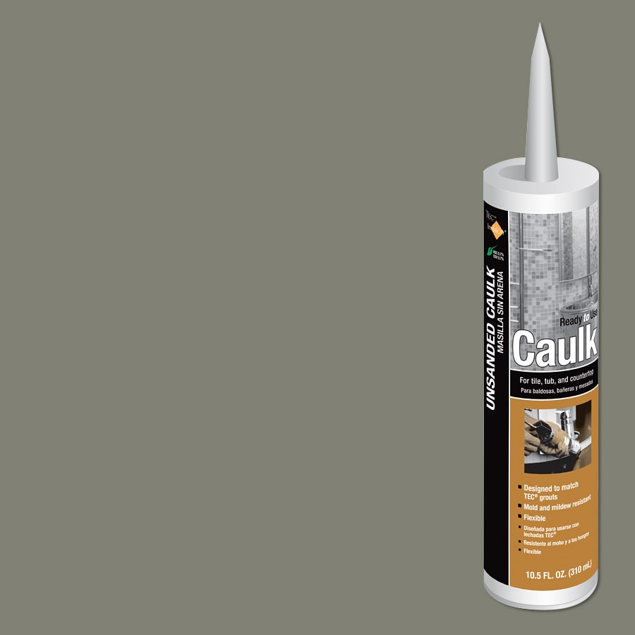 Tec Invision 1 25 Lb Light Pewter Unsanded Premixed Grout