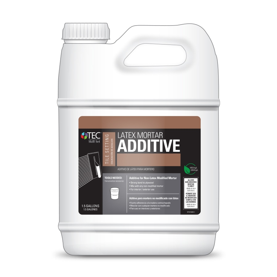 TEC Skill Set 1.5-Gallon Clear Liquid Latex Additives