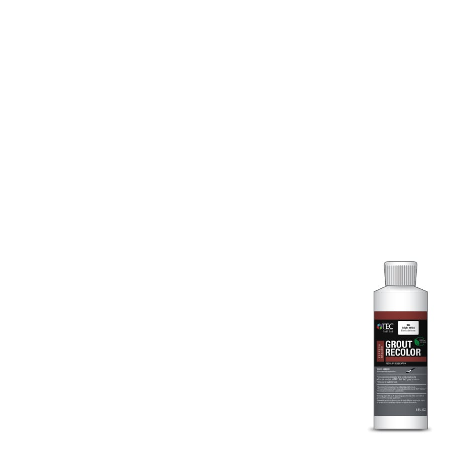 TEC Skill Set 8-oz Bright White Grout Additive