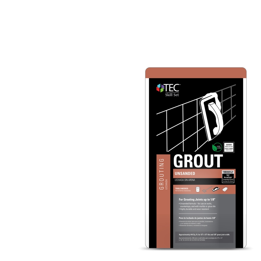 TEC Skill Set 25-lb Bright White Powder Grout