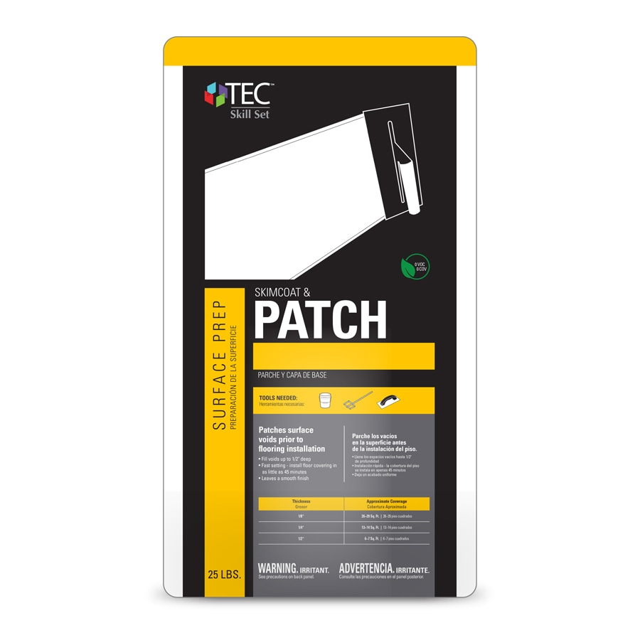 TEC Skill Set Indoor Skimcoat and Floor Patch