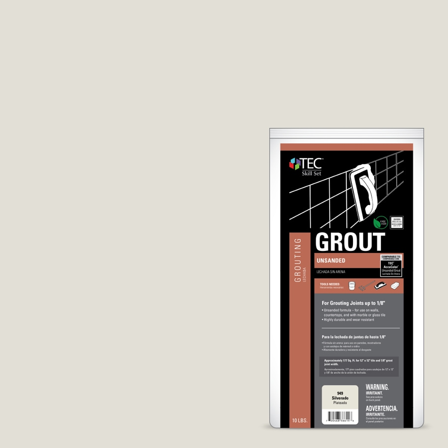 TEC Skill Set 10-lb Silverado Powder Grout